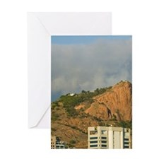 Townsville. Sunrise Townsville view  Greeting Card