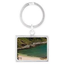 Thailand, Phuket, Ya Nui beach. Landscape Keychain