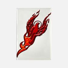 Firebird copy Rectangle Magnet