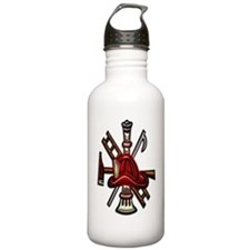 Fire Department Seal c Water Bottle