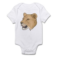 Lion Infant Bodysuit
