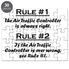 Rule Air Traffic Controller Puzzle