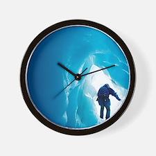 Franz Josef Glacier Wall Clock