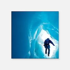 """Franz Josef Glacier Square Sticker 3"""" x 3"""""""
