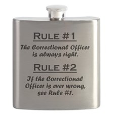 Rule Correctional Officer Flask