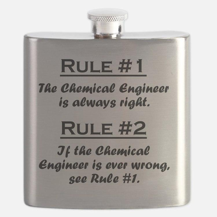 Rule Chemical Engineer Flask