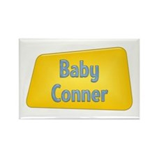 Baby Conner Rectangle Magnet