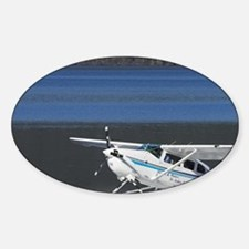 Lake Te Anau Sticker (Oval)