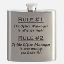 Rule Office Manager Flask