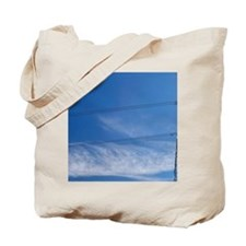 and Mountains near Methven Tote Bag