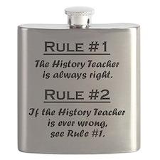 Rule History Teacher Flask