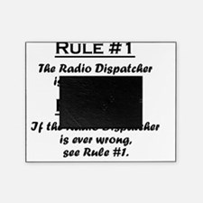 Rule Radio Dispatcher Picture Frame