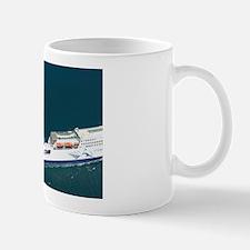Cook Strait Ferry Kaitaki, Queen Charlo Mug