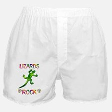 lizard Boxer Shorts