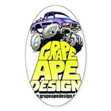 GrapeApeLogo Decal