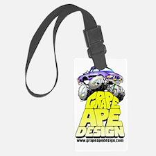 GrapeApeLogo Luggage Tag