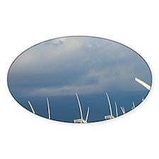 Tararua Wind Farm, Tararua Ranges,  Decal