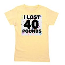 40Party Girl's Tee