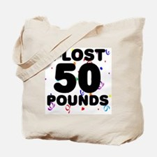 50Party Tote Bag