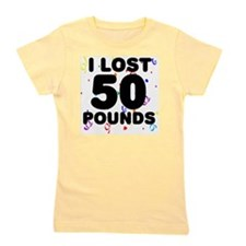 50Party Girl's Tee