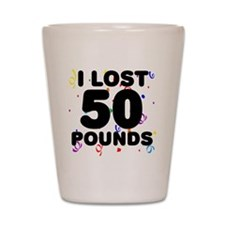 50Party Shot Glass