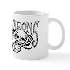 SA Logo Black Mug
