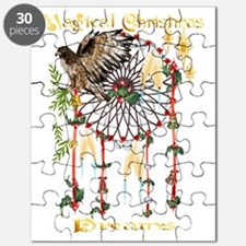 Magical Christmas Dreams Trans Puzzle