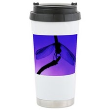 calendar dragonfly at dusk Travel Mug