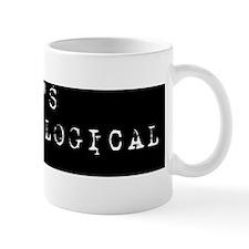 Itsanthropological2_whitebumper Mug