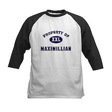 Property of maximillian Tee