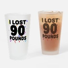 90Party Drinking Glass