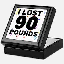 90Party Keepsake Box