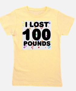 100Party Girl's Tee