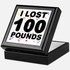 100Party Keepsake Box