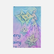 winter faerie cafepress card Rectangle Magnet