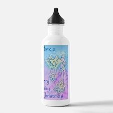 winter faerie cafepres Water Bottle