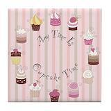 Cupcake Drink Coasters