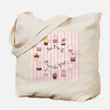 CP-1800-Cupcakes-ANYTIME Tote Bag