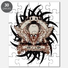 N..A. Never Again Puzzle