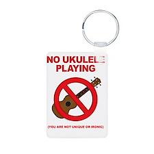No_Ukelele Keychains