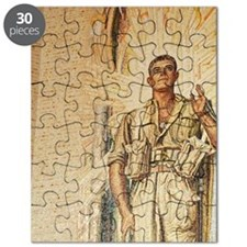 Tomb of the Unknown Australian Soldier Puzzle