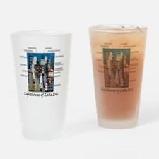 Lake Erie Designt Drinking Glass