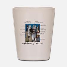 Lake Erie Designt Shot Glass