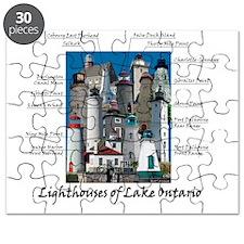 Lake OntarioDesign Puzzle