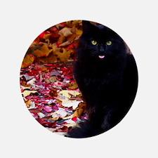 """calendar kitty with an attitude 3.5"""" Button"""