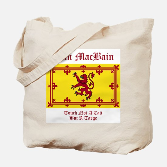 MacBain Tote Bag