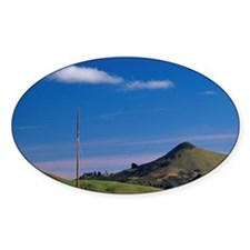 Harbour Cone and Otago Peninsula in Decal