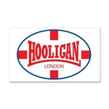 HooliganGeorgeXRED-copy Rectangle Car Magnet