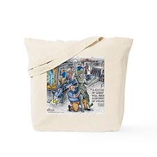 A nation of Sheep...TSA Abuse Tote Bag