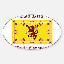 Keith Sticker (Oval)